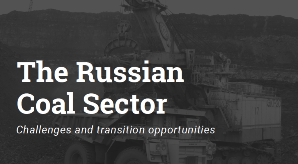 The Russian Coal Sector