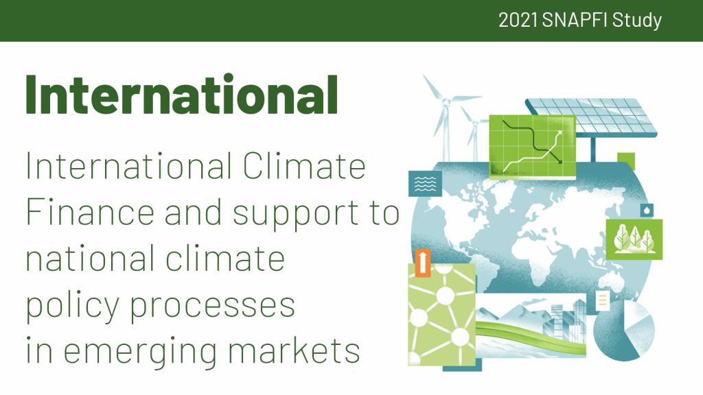 SNAPFI 2021 International Study