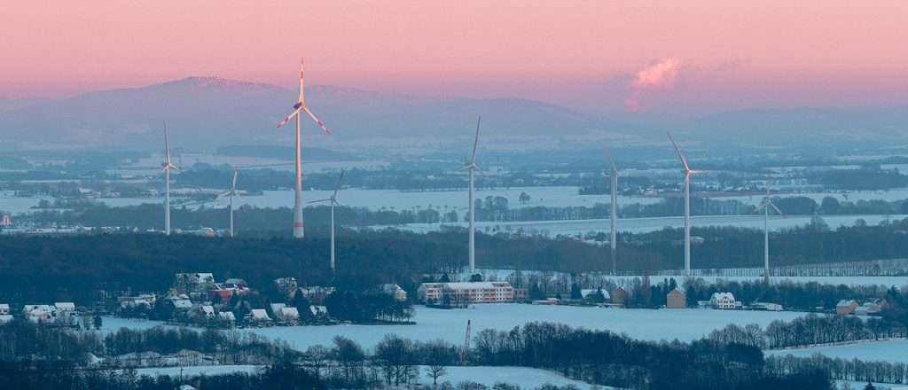 Clean energy transition Russia